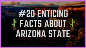 20 Enticing Facts About Arizona State