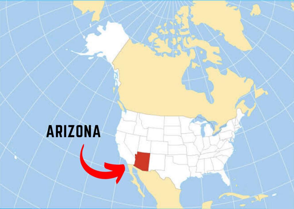 Where-is-arizona
